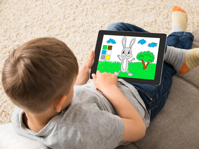 Top 5 iOS -piirtosovellusta lapsille